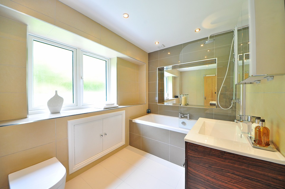Osnovna pravila za uređenje kupaonice