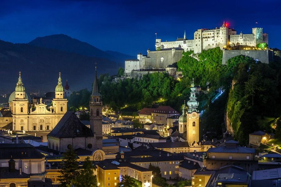 Salzburg – neotkriveni dragulj Europe